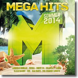 Cover: MegaHits Sommer 2014 - Various Artists