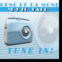Cover:  René de la Moné & DJ IQ-Talo - Tune In!