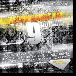Cover: TechnoBase.FM Vol. 9 - Various Artists