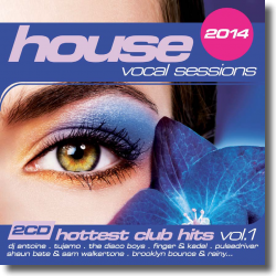 Cover: House: The Vocal Session 2014/2 - Various Artists