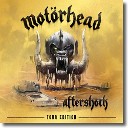Cover: Motörhead - Aftershock - Tour Edition