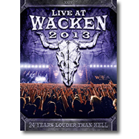 Cover: Various Artists - Live At Wacken 2013
