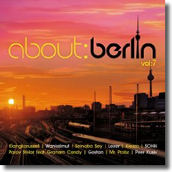 Cover: about: berlin vol. 7 - Various Artists