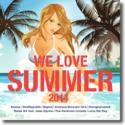Cover: WE LOVE Summer 2014 - Various Artists