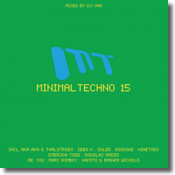 Cover: Minimal Techno 15 - Various Artists