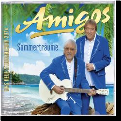 Cover: Amigos - Sommerträume
