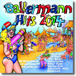 Cover: Ballermann Hits 2014 - Various Artists