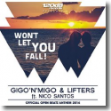 Cover: Gigo'N'Migo & Lifters feat. Nico Santos - Won't Let You Fall