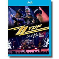 Cover: ZZ Top - Live in Montreux 2013