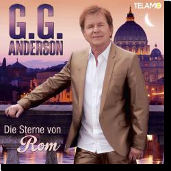 Cover: G.G. Anderson - Die Sterne von Rom