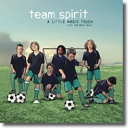 Cover: Team Spirit - A Little Magic Touch (Let the Boys Play)