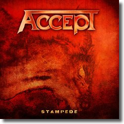 Cover: Accept - Stampede