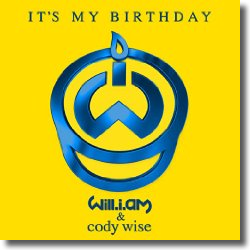 Cover: will.i.am feat. Cody Wise - It's My Birthday