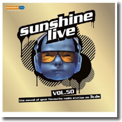 Cover: sunshine live Vol. 50 - Various Artists