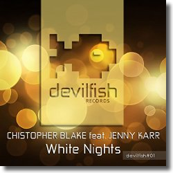 Cover: Christopher Blake feat. Jenny Karr - White Nights