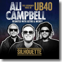 Cover:  Ali Campbell with Astro & Mickey - Silhouette