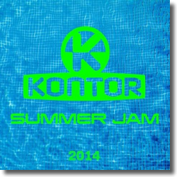 Cover: Kontor Summer Jam 2014 - Various Artists