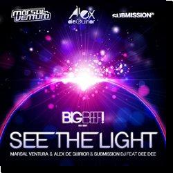 Cover: Marsal Ventura, Alex Deguirior & Submission DJ feat. Dee Dee - See The Light