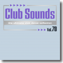 Cover:  Club Sounds Vol. 70 - Various Artists