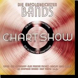 Cover: Die ultimative Chartshow - Die erfolgreichsten Bands - Various Artists