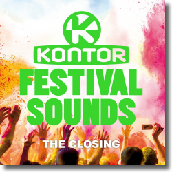 Cover: Kontor Festival Sounds - The Closing - Various Artists