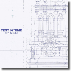 Cover: Test Of Time - By Design