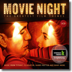 Cover: Movie Night - The Greatest Film Themes - Various Artists