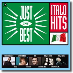 Cover: Just The Best - Italo Hits - Various Artists