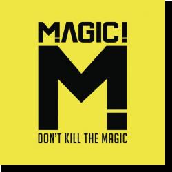 Cover: Magic! - Don't Kill The Magic
