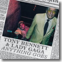 Cover:  Lady Gaga & Tony Bennett - Anything Goes