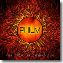 Cover:  Philm - Fire From The Evening Sun