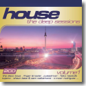 Cover:  House: The Deep Session Vol. 1 - Various Artists