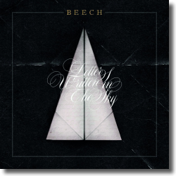 Cover: Beech - Letters Written In The Sky