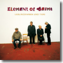 Cover:  Element Of Crime - Lieblingsfarben und Tiere