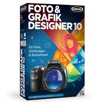 Cover: Magix Foto und Grafik Designer 10 - MAGIX