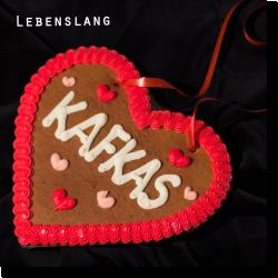 Cover: Kafkas - Lebenslang