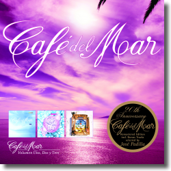Cover: Café del Mar Vol. 1-3 (20th Anniversary Edition) - Various Artists