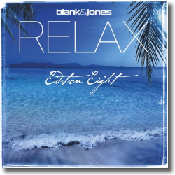 Cover: Blank & Jones - RELAX Edition 8
