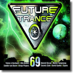 Cover: Future Trance 69 - Various Artists