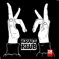 Cover: Kraftklub - In Schwarz