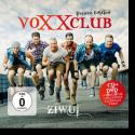 Cover:  voXXclub - Ziwui