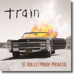 Cover: Train - Bulletproof Picasso