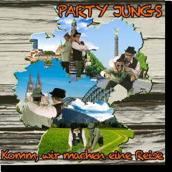 Cover: Party Jungs - Komm, wir machen eine Reise