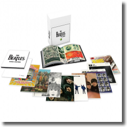 Cover: The Beatles - The Beatles in Mono Vinyl Box