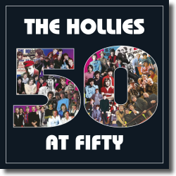 Cover: The Hollies - 50 At Fifty