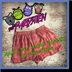 Cover: Die Partysiten - Mach dir nicht gleich in die Hose