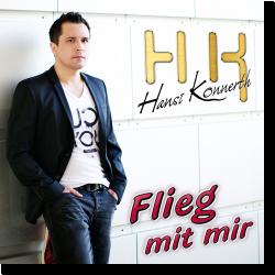Cover: Hansi Konnerth - Flieg mit mir