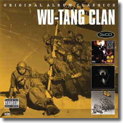 Cover: Wu-Tang Clan - Original Album Classics