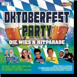 Cover: Oktoberfest Party - Die Wies'n Hitparade - Various Artists