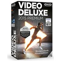 Cover: Magix Video deluxe 2015 - Magix